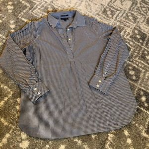 Lands'End blouse in size 14